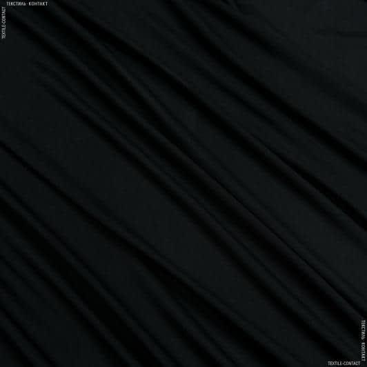 Ткани для детской одежды - Штапель фалма черный