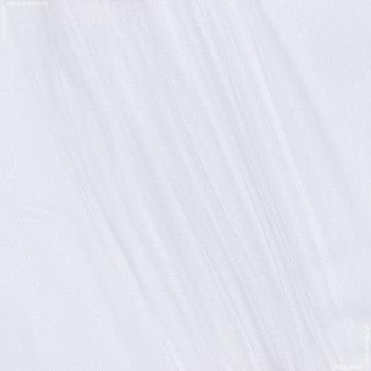 Ткани для платьев - Фатин блестящий светло-молочный
