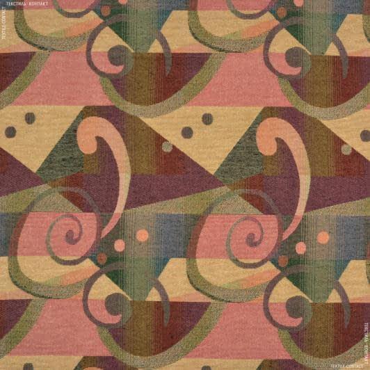 Тканини для декоративних подушок - Гобелен трембіта