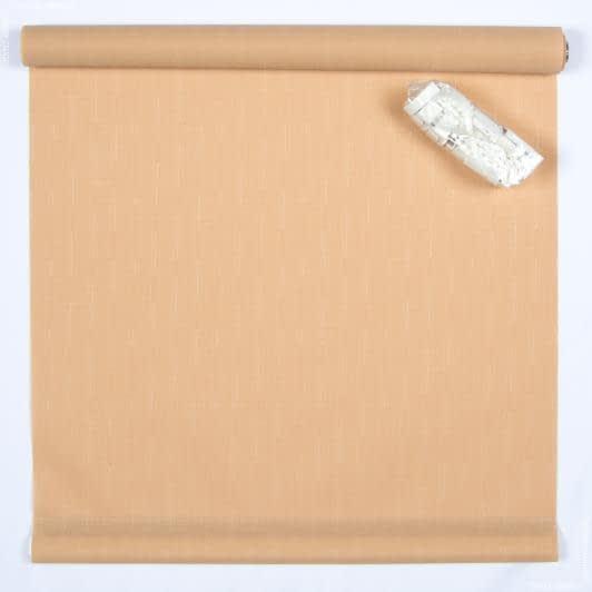 Тканини ролети - Ролет міні фактурний темно-бежевий  61.5х150