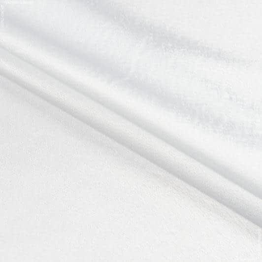 Тканини для банкетних і фуршетніх спідниць - Креп-сатин білий