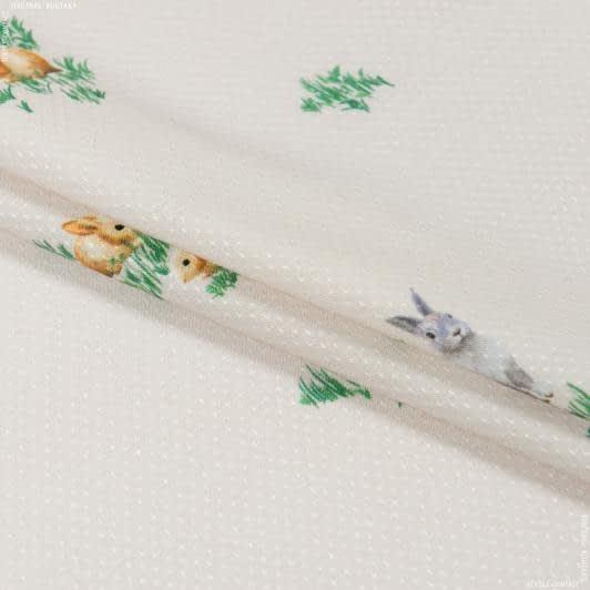 Тканини для хусток та бандан - Платтяна жакард