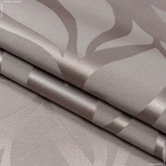 Тканини для скатертин - Тканина з акриловим просоченням ресінадо/resinado т.беж