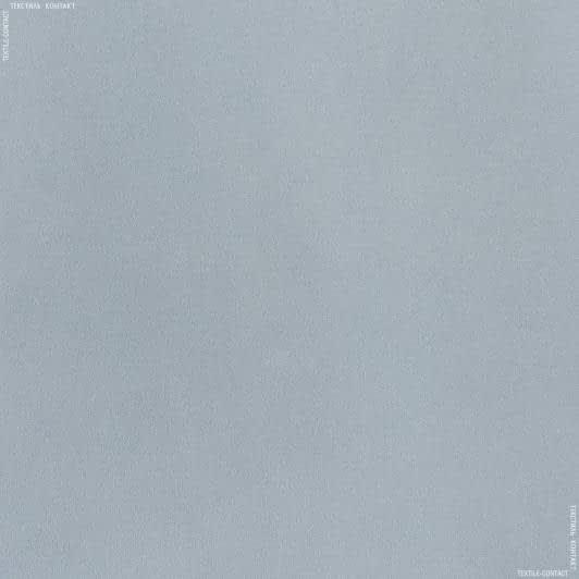 Ткани для кукол - Велюр-липучка светло-голубой