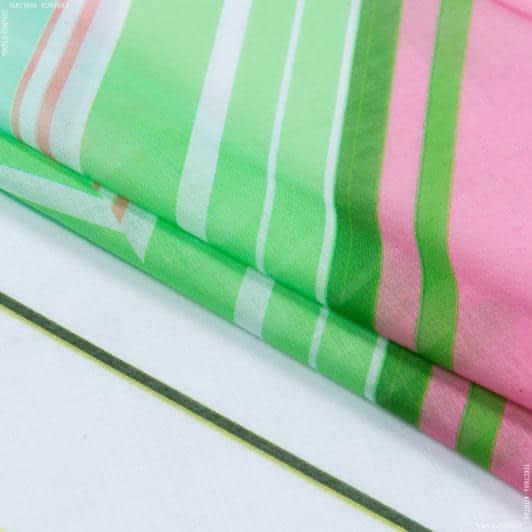 Тканини для суконь - Батист sifflet принт