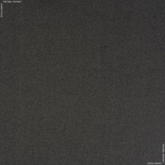 Ткани для брюк - Джинс меланж черный