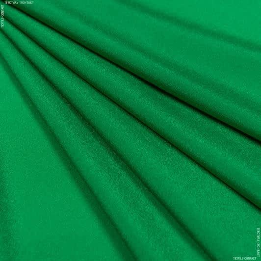 Тканини для хусток та бандан - Крепдешин зелений
