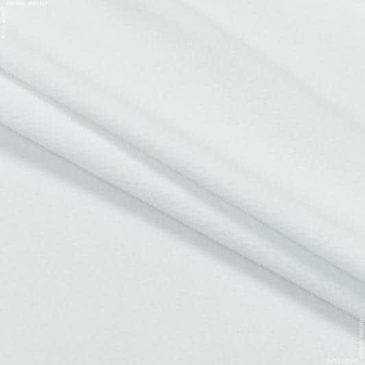 Микрофлис спорт белый 162436  – купить в Киеве, цена ткани в Украине   Интернет магазин Текстиль Контакт
