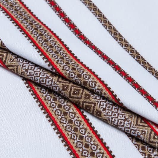 Тканини для спідниць - Тканина скатертна  тдк-117 №4 вид 4