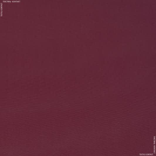 Тканини для верхнього одягу - Ода сотіна бордовий