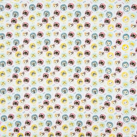 Тканини для дитячого одягу - Фланель білоземельна