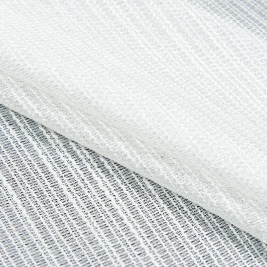 Ткани для тюли - Тюль  с утяжелителем  тангер/tanger  /молочный