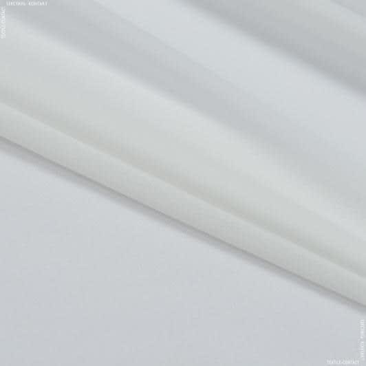 Тканини дублірин, флізелін - Дублірин стрейч білий 40г/м