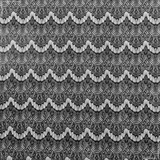 Ткани для платьев - Сетка принт