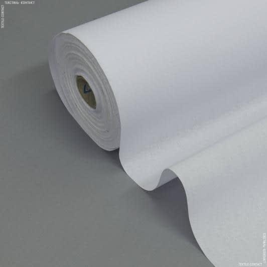 Тканини дублірин, флізелін - Бязь клейова білий 172г/м