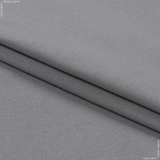 Ткани портьерные ткани - Декоративная ткань  канзас/ kansas  серый-2