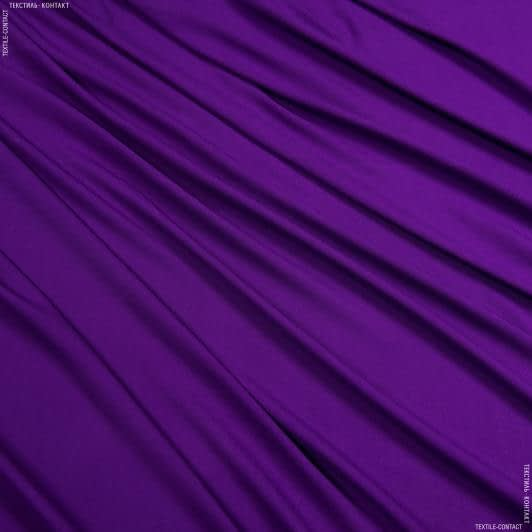 Ткани для детской одежды - Штапель фалма лиловый