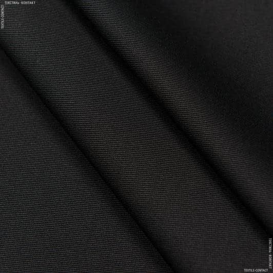 Ткани для брюк - Костюмная град черный