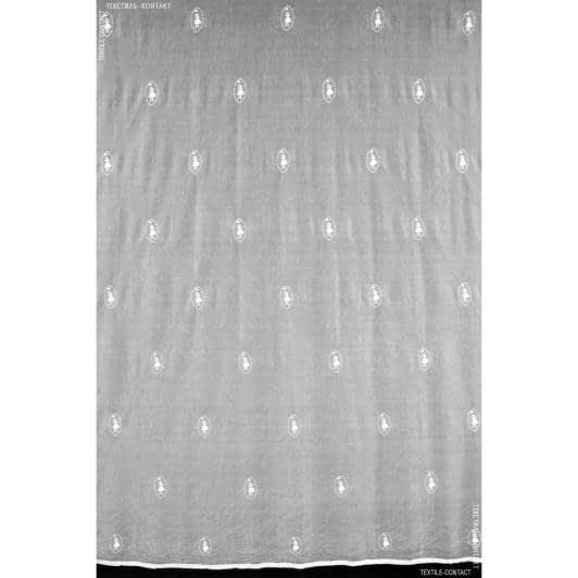 Тканини гардинні тканини - Гард полотно гіпюр аліса