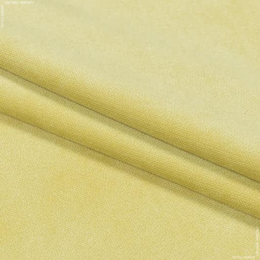 Тканини для меблів - Велюр будапешт/budapest кульбаба