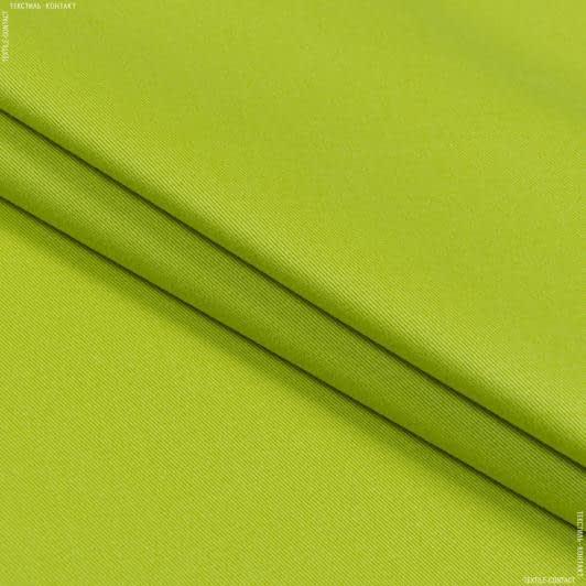 Тканини для банкетних і фуршетніх спідниць - Декоративний сатин гандія/gandia лайм