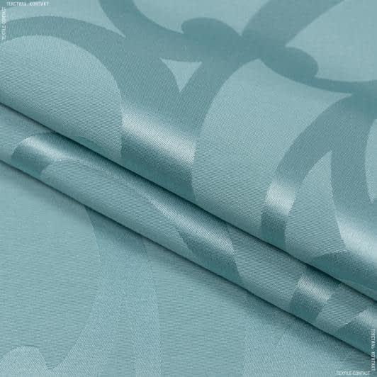 Ткани для скатертей - Ткань с акриловой пропиткой ресинадо/resinado лазурь