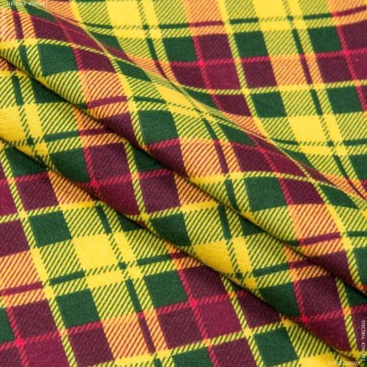 Тканини для сорочок - Фланель сорочечна