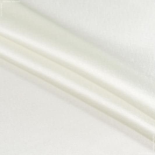 Ткани для банкетных и фуршетных юбок - Креп-сатин молочный