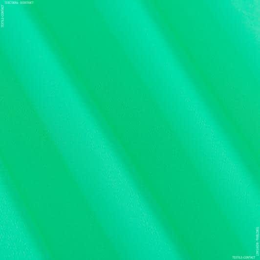 Тканини для хусток та бандан - Шифон мульті темно-салатовий