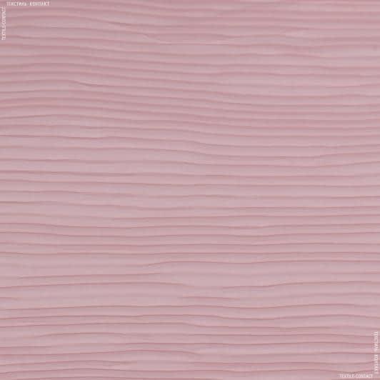 Тканини для суконь - Шифон гофре світло-фрезовий