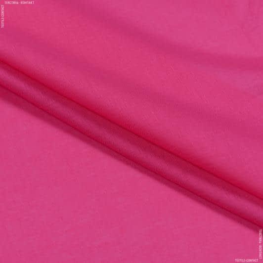 Ткани для детской одежды - Батист малиновый