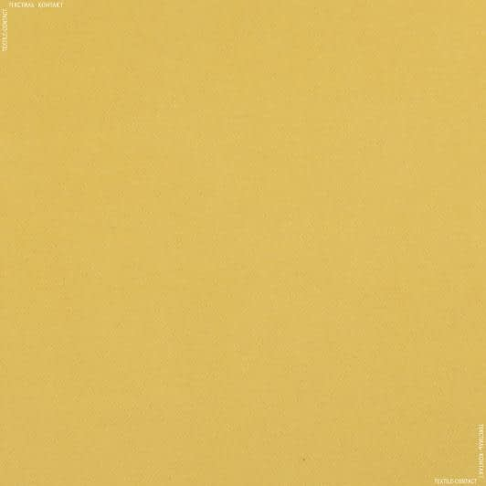 Ткани для верхней одежды - Пальтовый трикотаж валяный желтый
