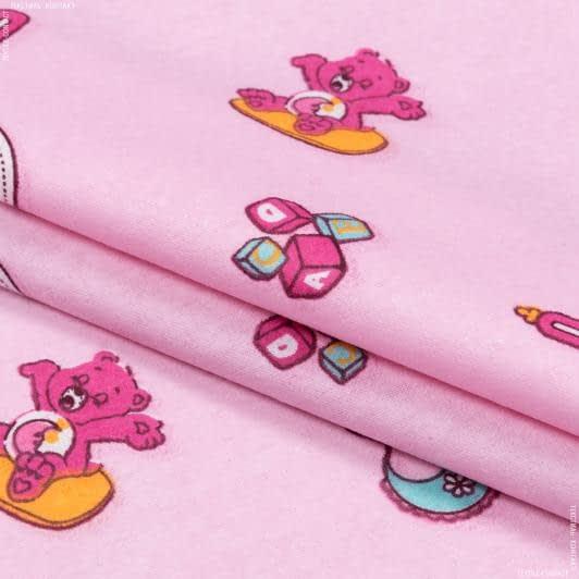 Тканини для дитячого одягу - Фланель дитяча