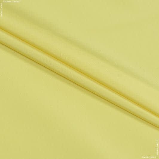 Тканини для верхнього одягу - Вікторія плащова лимонний