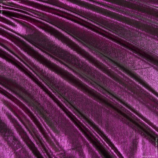 Ткани для платьев - Парча жаккард малиновый