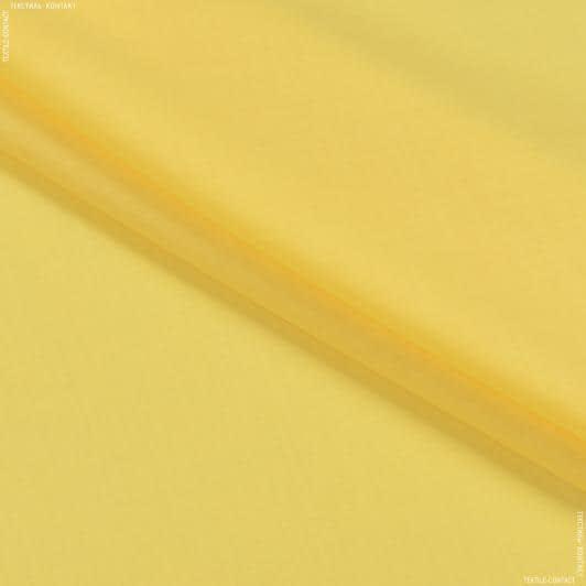 Ткани для детской одежды - Батист желтый