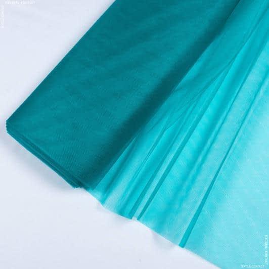 Ткани для платьев - Фатин блестящий морволна