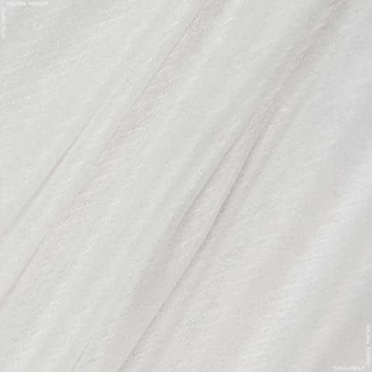 Ткани дублирин, флизелин - Флизелин клеевой прошивной белый 41г/м