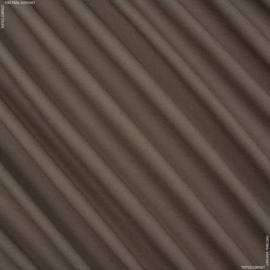 Ткани для мебели - Декоративная ткань панама софт/panama коричневый