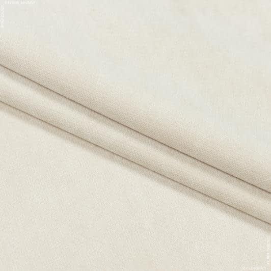 Тканини для меблів - Велюр будапешт/budapest вершковий