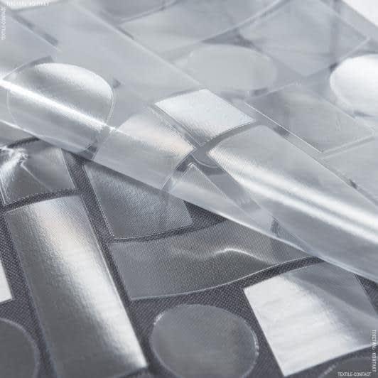 Тканини horeca - Скатертна плівка геометрія