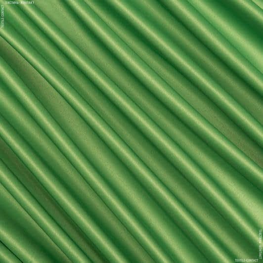 Тканини портьєрні тканини - Атлас словакія  зелена трава
