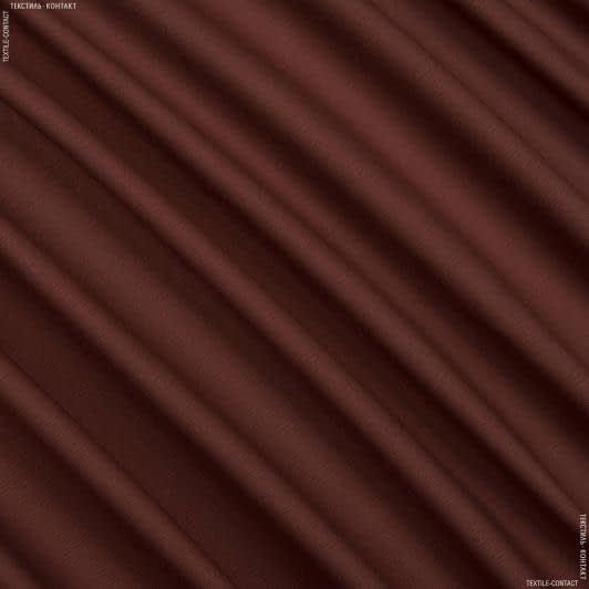 Тканини портьєрні тканини - Декоративна тканина анна шоколадний мус