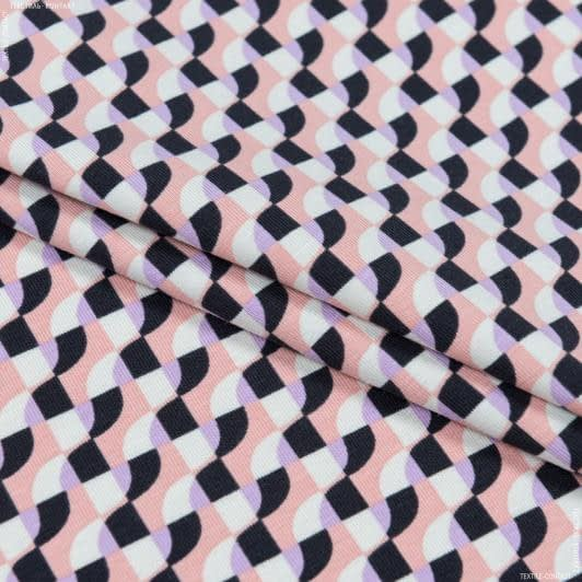 Тканини для костюмів - Трикотаж принт