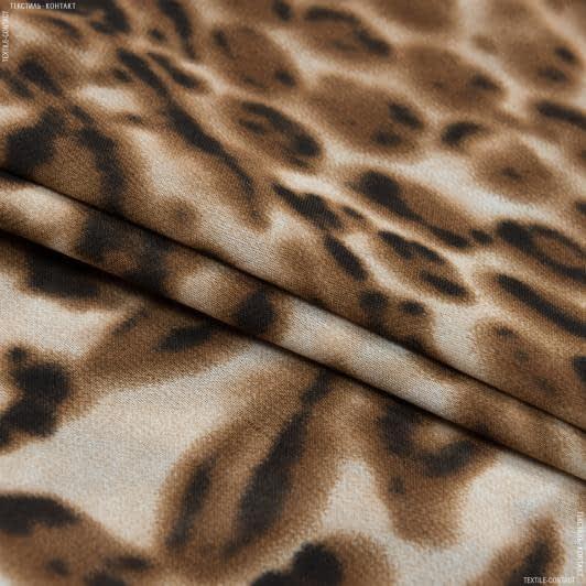 Ткани для платьев - Креп жоржет принт