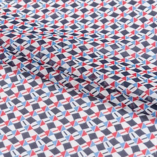 Тканини для суконь - Шифон принт