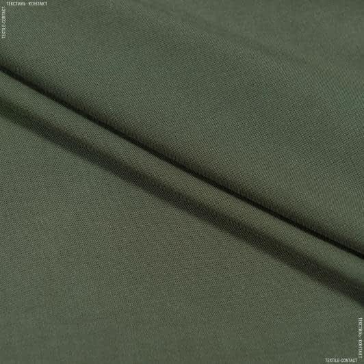 Ткани для детской одежды - Штапель фалма хаки