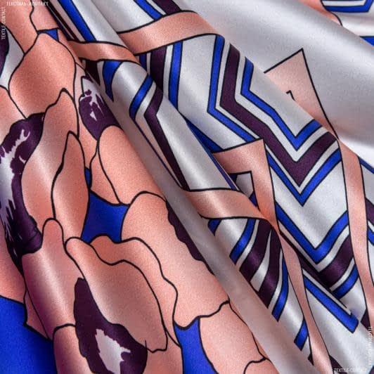 Ткани для белья - Шелк принт