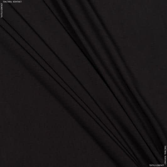 Тканини для суконь - Штапель фалма темно-коричневий