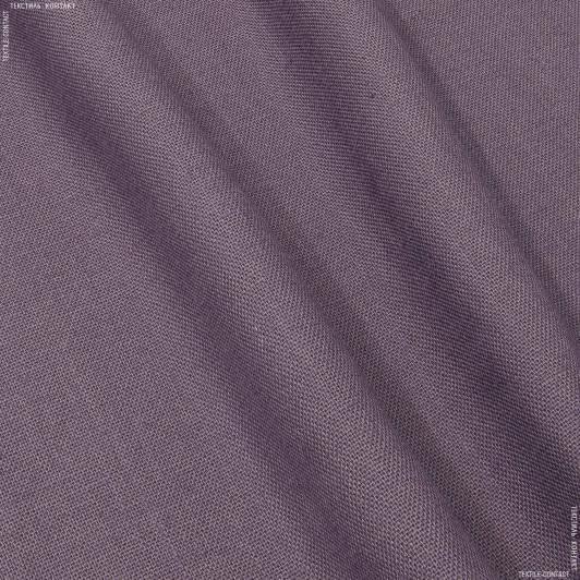 Ткани для сумок - Декоративный джут аметист